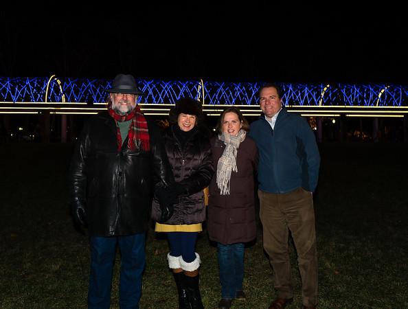 (L-R) Ford Cavallari, Robyn Reed, Trish and Friend