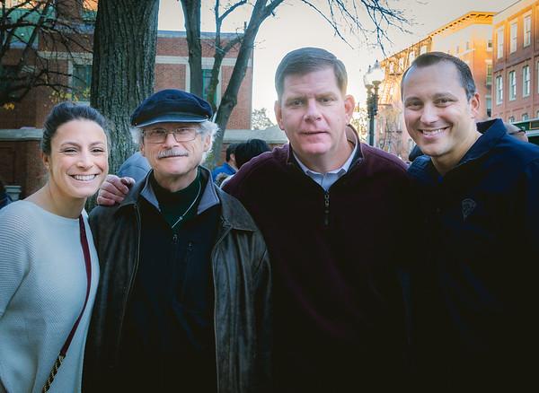 Maria, Hal, Marty and Aaron