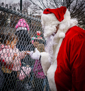 Connecting with Santa