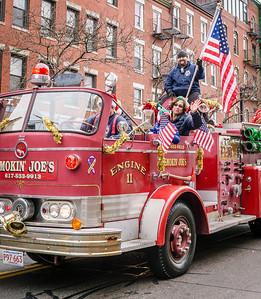 Smokin' Joes fire truck
