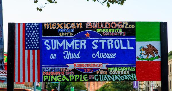 3rd Avenue Summer Stroll