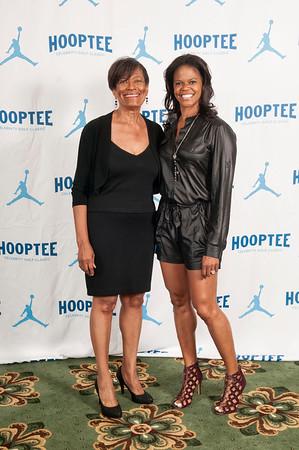 HoopTee 2015 Teams & Celebrity Pairing Dinner @ Ballantyne Hotel 7-22-15