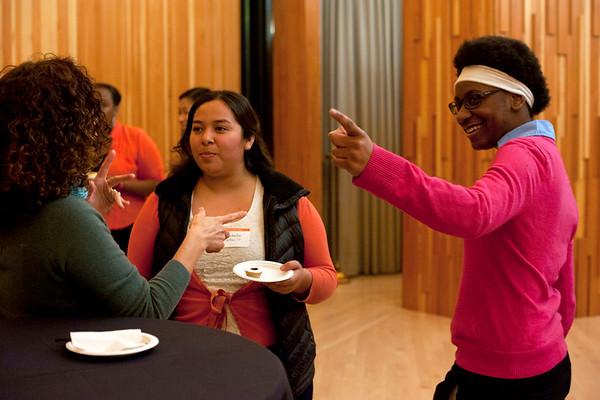 Alumni of Color Reception