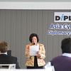 Presenting draft 'International Declaration on the Internet'
