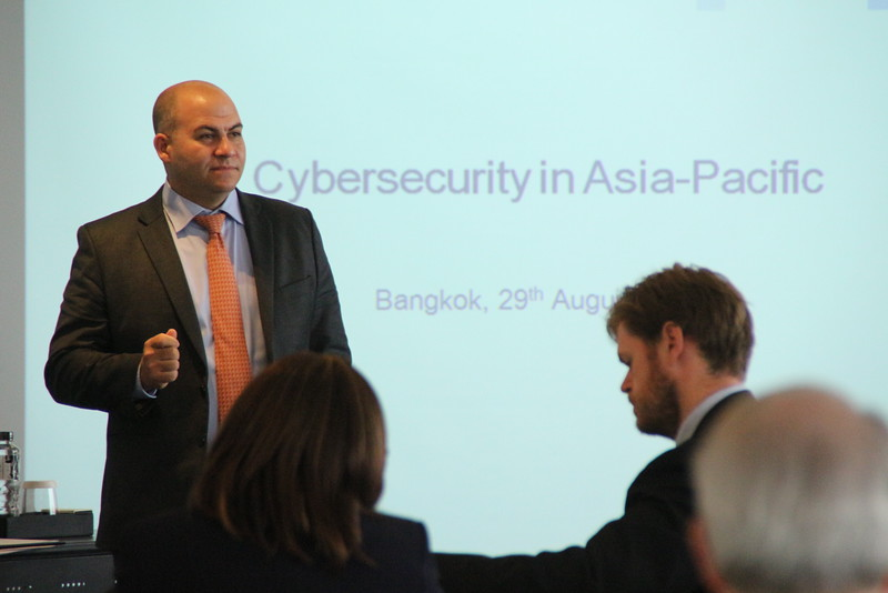 Asia Pacific Cyberdiplomacy Lecture 2