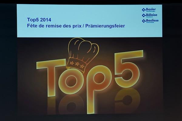 Bâloise Top 5