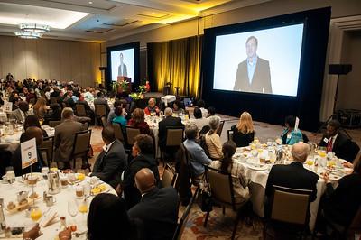 CBI 2015 Stakeholders Breakfast @ The Westin 12-4-15