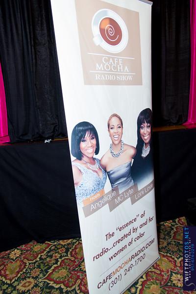 Cafe Mocha Radio-Salute Her Award Dinner Ceremony (10.15.15)