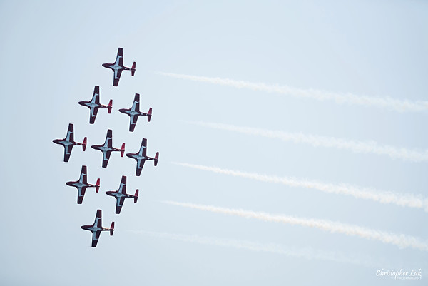 Canadian International Air Show (CIAS) at the Canadian National Exhibition (CNE) 2015