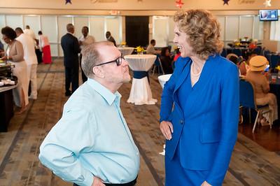 Chief Rodney Monroe Community Retirement Celebration @ JCSU 6-27-15