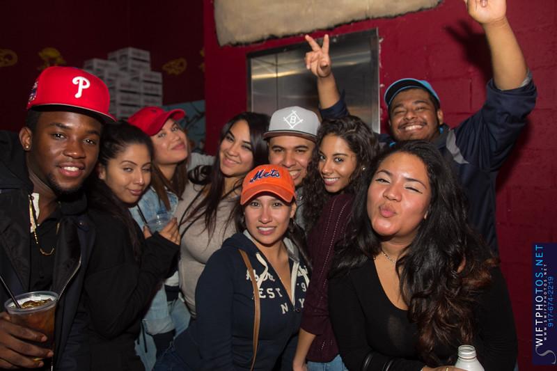 Citi Field End of Season party @McFadden's (10.4.15)