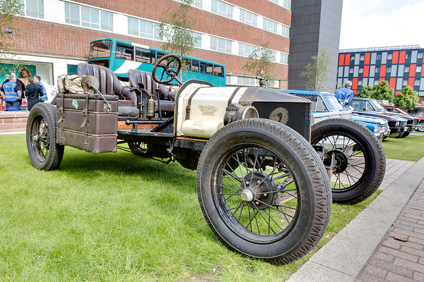 Coventry Motofest 2015