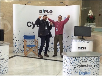 Diplo CyberLab @ OSCE Ministerial Meeting