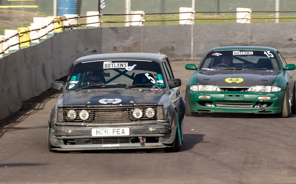 Drift Outlaws Charity Event