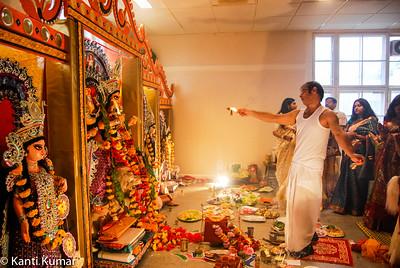 Durga Puja 2015 in Copenhagen