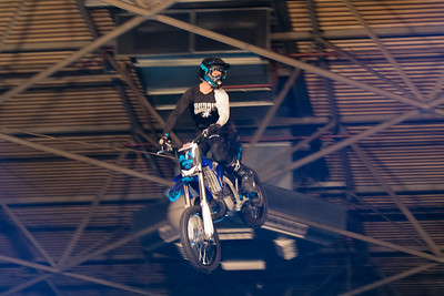 FMX at MotorCycle Live 2015