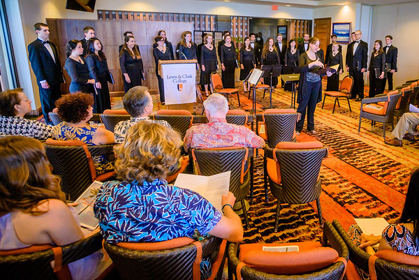 Honolulu Reception March 22, 2015