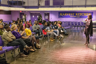 Hope Deferred Rap Session Forum for the Youth @ Harvest Outreach Center 11-21-15