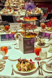 Jamie Kimble Foundation for Courage Presents - Women For Courage Inaugural Luncheon 4-13-15