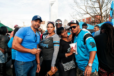 Lashes & MustASHES Upscale Portable Cigar Lounge @ Falcons vs Panthers 12-13-15