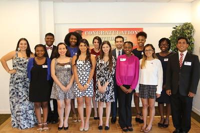 MLK Scholarship Reception