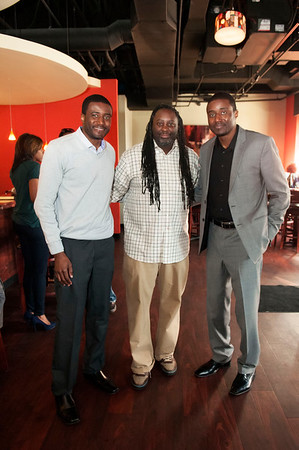 MLK Sunday Brunch @ Sydney's Martini & Wine Bar Presented by The Holliday Brothers 1-18-15