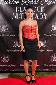 The Peacock Speakeasy 50th Birthday - Marion Rossi Kunney 10-9-15