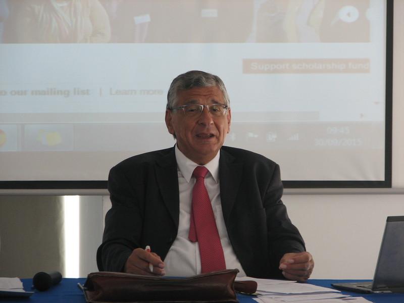 Dr Alex Sceberras Trigona