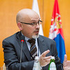 OSCE Cybersecurity Seminar - Belgrade | Jovan Kurbalija, director of Diplo introducing simulation exercise