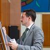 OSCE Cybersecurity Seminar - Belgrade | Vladimir Radunovic summarising discussion
