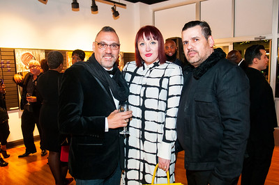 One Five O Sutdio Gallery Grand Opening 12-9-15