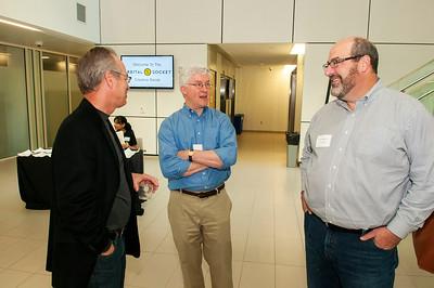 Orbital Socket - Creative Social @ The Portal Building UNCC 11-12-15