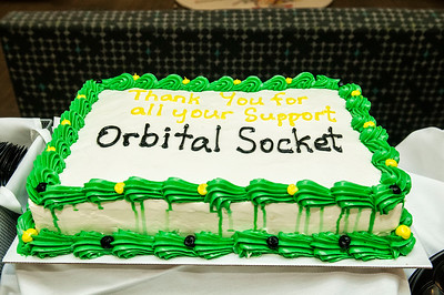 Orbital Socket - Creative Social @ The Portal Building UNCC 11-12-15