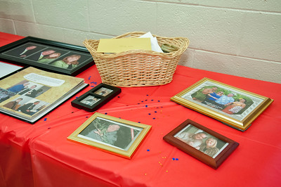 Pastor Randy Wall's 41 Years of Service Retirement Party@ New Covenant United Methodist Church Family Life Center 6-7-15