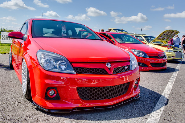 Performance Vauxhall Show 2015