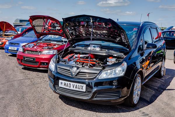 Performance Vauxhall Show 2015