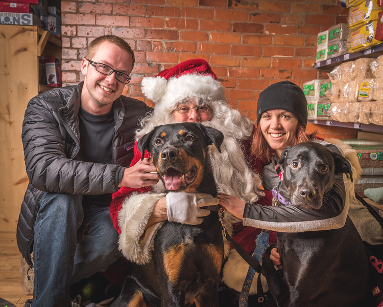 I had a wonderful time at Healthy Pets HQ cuddling puppies during my Santa photo shoot for Sit With Me on Saturday.  Thank you all for coming to have your photos taken!  As usual, 100% of the money paid for the pictures goes right back to buying puppy food and other necessities for rescue dogs.  Thanks also to the staff at Healthy Pets HQ for your help during the event.  If you enjoy the photos, please Like my Facebook page, thanks! https://www.facebook.com/leslieyeowphotography/