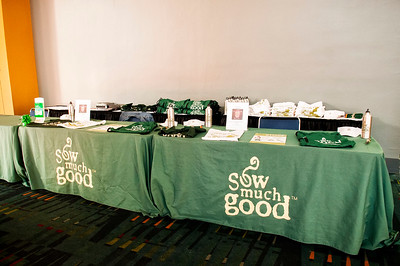 Sow Much Good - Food For A Change Annual Fundraiser @ Charlotte Convention Center 9-17-15