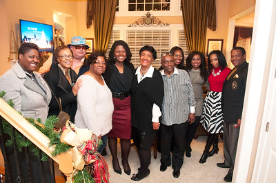 The Watson's 2015 Christmas Party 12-4-15