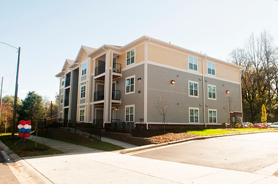 Tyvola Crossing Apartments Phase II Grand Opening Program 11-10-15
