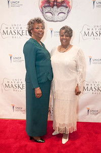 UNCF Charlotte Mayor's Masked Ball @ Mint Museum Uptown 3-21-15