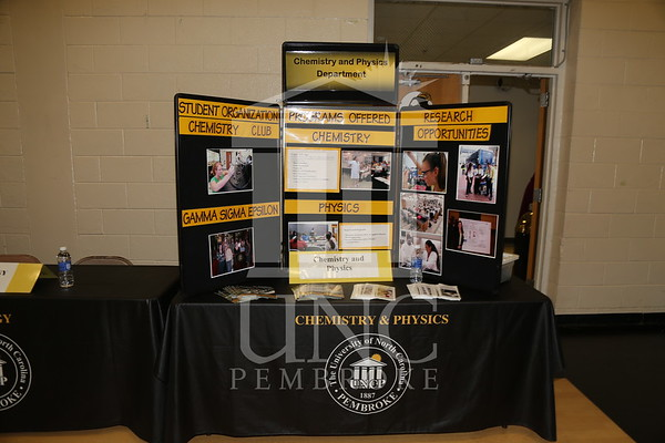 UNCP Campus Open House