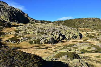 Hiking around Peñalara