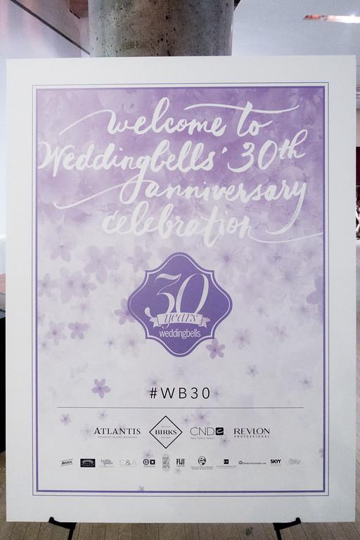 Wedding Bells Magazine 30th Anniversary Celebration at The Design Exchange DX Toronto