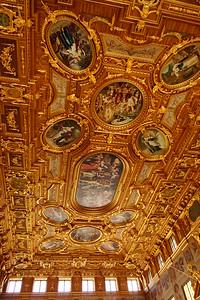Goldener Saal im Rathaus