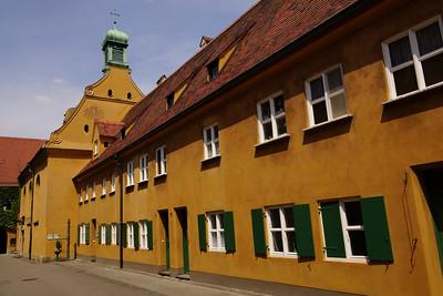 Fuggerei Augsburg