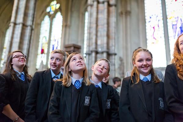 Westminster Abbey  - Holbeach Academy