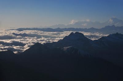 First views of Bhutan