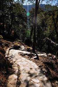 Hiking to Tango Gompa