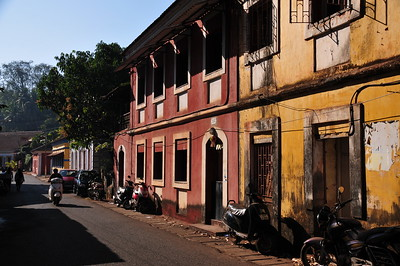 Panjim in Goa